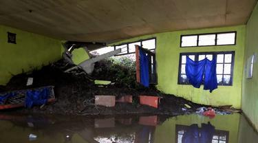 Banjir di Nualima, Kecamatan Lio Timur, Kabupaten Ende, Provinsi Nusa Tenggara Timur