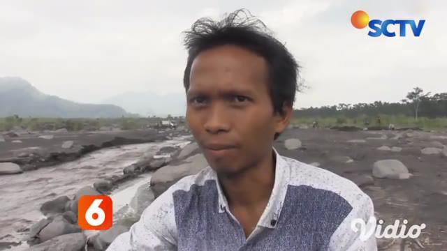 Gunung Semeru kembali menghanyutkan banjir lahar dingin. Akibatnya, akses jalan penghubung antar dua dusun di Kecamatan Candipuro, Kabupaten Lumajang, Jawa Timur, terputus.