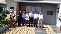 Perumahan Premier Estate 2 yang terletak di perbatasan Jakarta Timur. Dok