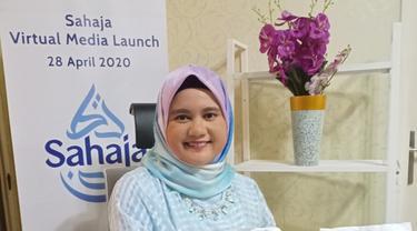 Yuliana Safriani, Senior Brand Manager Sahaja, PT Unilever Indonesia, Tbk.