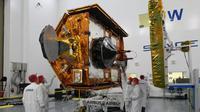 Satelit NASA untuk memantau kenaikan permukaan air laut, Sentinel-9 (Foto: ESA)