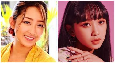 6 Potret Dita Karang Sebelum Debut Idol K-pop, Pernah Ikut Audisi JKT48