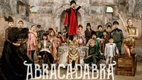 Poster film Abracadabra. (Foto: Dok. FourColourFilms)