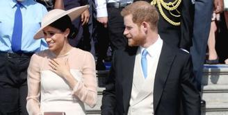 Demam Royal Wedding Meghan Markle dan Pangeran Harry memang masih terasa.(Town & Country Magazine)