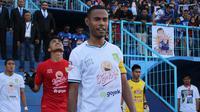 Kapten Persebaya Surabaya, Ruben Sanadi. (Bola.com/Aditya Wany)