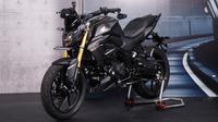 Honda CB150R Street Fighter. (AHM)