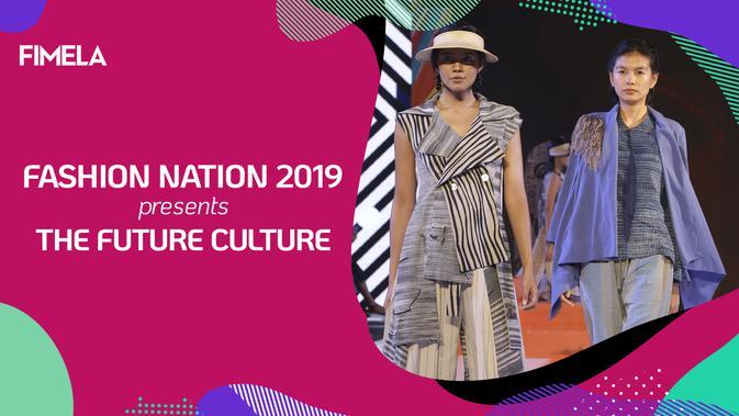 Fashion Nation 2019|The Future Culture|Purana|NY By Novita Yunus