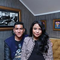 Tantri Kotak dan Arda Naff. (Adrian Putra/Bintang.com)
