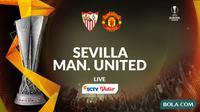 Liga Europa - Sevilla vs Manchester United. (Bola.com/Dody Iryawan)