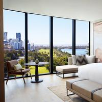Ritz Cartlon room di Australia Barat