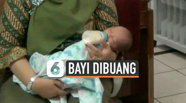 Seorang bayi laki-laki dibuang di depan sebuah restoran. Saat ditemukan warga, bayi dalam kondisi demam dan segera dilarikan ke rumah sakit. Kini bayi tersebut dirawat di Panti Sosial Kedoya, Jakarta Barat.