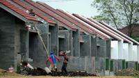 Dinas Tata Kota Tangsel akan membangun 170 unit rumah bagi warga miskin tahun ini. Saat ini pembangunan 36 unit rumah sudah dirampungkan.