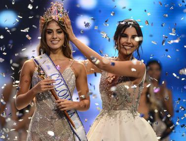 Miss Colombia 2018-Valeria Morales
