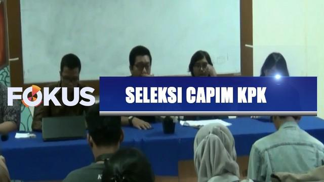 Selain menilai sarat kepentingan, koalisi juga menilai pansel KPK tidak memperhatikan faktor integritas para calon.