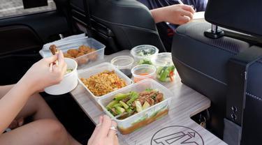Dine in Car, Siasat Angke Restaurant Hadapi Aturan Makan Saat PPKM Level 4