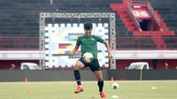 Gelandang Jangkar Arema FC Termotivasi Membawa Timnas Indonesia U-22 Merebut Medali Emas SEA Games 2019