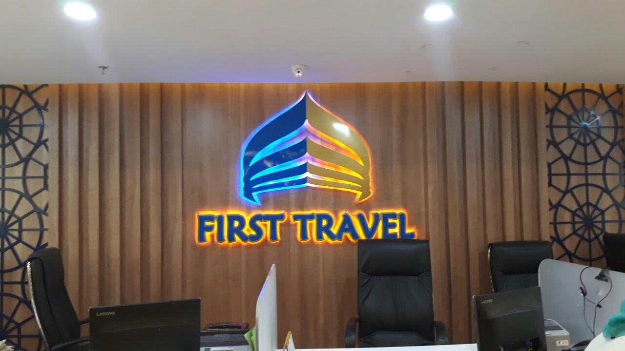 First Travel. (Liputan6.com/Ilyas Istianur P)