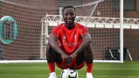 Gelandang anyar Liverpool, Naby Keita, mengaku sudah sedari bocah menyukai The Reds. (dok. Liverpool)