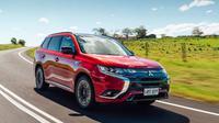 Mitsubishi Berikan Penyegaran Untuk Outlander PHEV (Carscoops)