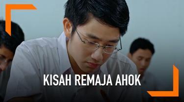 Kisah remaja Ahok dituangkan dalam film berjudul 'Anak Hoki'. Sosok Ahok sendiri akan diperankan aktor muda, Kenny Austin.