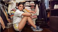 Kendall Jenner memakai adidas Arkyn (Liputan6.com/Pool/adidas Originals)