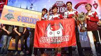 Bigetron Juara Dunia PUBG Mobile Club Open 2019 (istl