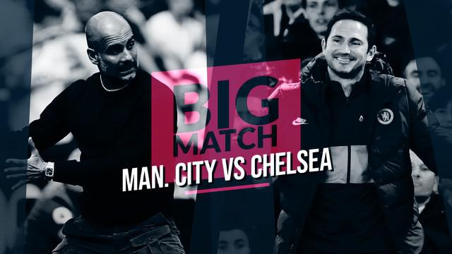 Berita Video Manchester City Vs Chelsea, Pembuktian Skuat Muda Frank Lampard
