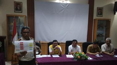 Dinkes dan KKP Kepri menyatakan status Waspada Virus Corona di Kepri dan Batam. (Foto: Liputan6.com/Ajang Nurdin)
