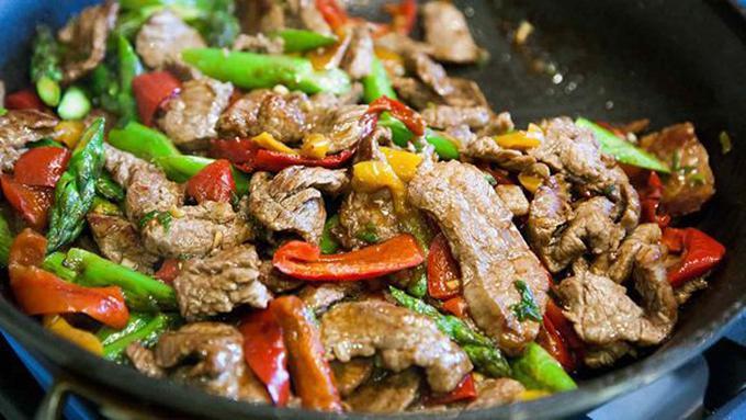 Resep Idul Adha Tumis Daging Sapi Saus Tiram Lifestyle