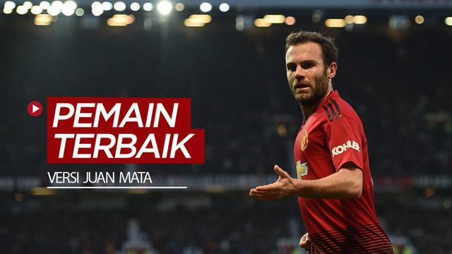 Berita video pemain-pemain terbaik di Chelsea dan Manchester United versi Juan Mata. Ada siapa sajakah?
