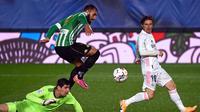 Real Madrid tak berkutik saat menghadapi Real Betis (AFP)