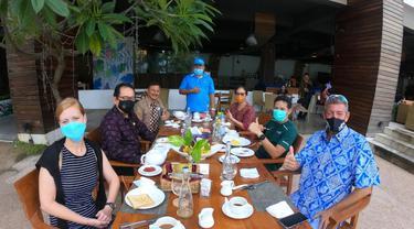 Menparekraf Sandiaga Uno di Bali