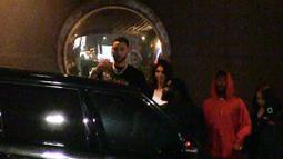 Kendall dan Ben benar-benar terang-terangan saat menghabiskan waktu bersama. (TMZ)