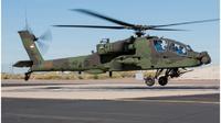 Helikopter Apache AH-64 produksi Boeing yang telah diterima TNI AD (Dok Foto: Boeing)