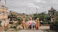 Ilustrasi traveling ke Bali | unsplash.com/@rubenhutabarat