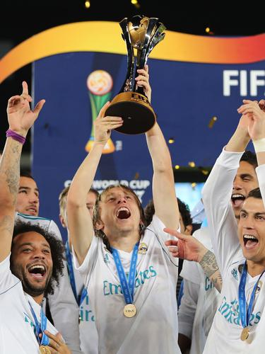 Real Madrid-Luka Modric