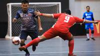 Tahap akhir LIMA Futsal Nationals Season 7 berlangsung di di Sport Center UIN Maulana Malik Ibrahim (UIN Maliki) Malang, sejak 27 November sampai 6 Desember 2019. (dok. LIMA Futsal Nationals)