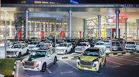 Toyota Land Cruiser Sudah Jadi Mobil Patroli Polisi Dubai dan Abu Dhabi (Paultan)