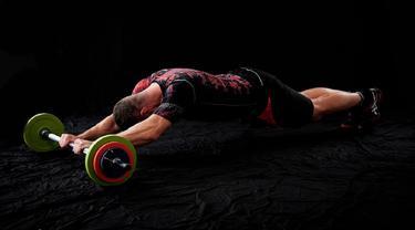 Ilustrasi CrossFit