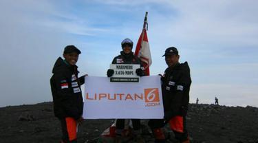 Foto: Dok. Tim Ekpedisi 7 Summits in 100 Days.