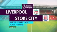 Premier League Liverpool Vs Stoke City (Bola.com/Adreanus Titus)