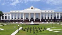 Senate of the Oliy Majlis of the Republic of Uzbekistan (Kedubes Uzbekistan)