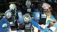Berikut pilihan jam tangan untuk tampil stylish saat traveling dan olahraga. (Foto: Dpk. EXP Watch)