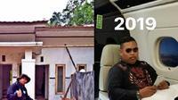 Ajudan Pribadi sebelum sukses pernah menjadi kuli bangunan di masa lalunya (Instagram/@ajudan_pribadi)