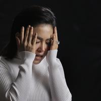 Syahrini (Bambang E. Ros/Fimela.com)