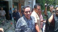 Darmawan diketahui tengah berada di Bali berdasarkan pelacakan alat sinyal. (Liputan6.com/Dewi Divianta)