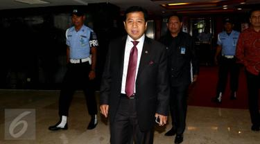 20151117- Ketua DPR Setya Novanto-Jakarta-Johan Tallo
