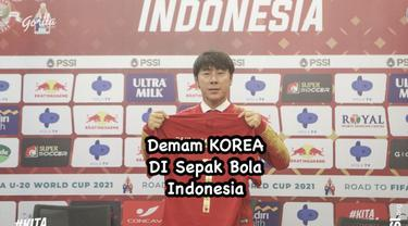 Berita video mengenai fenomena Korea yang terjadi di Indonesia sejak awal tahun 2000-an. Mulai dari drama korea, boyband BTS hingga Shin Tae-Yong, pelatih Timnas Indonesia.