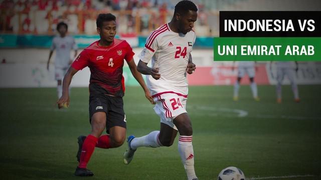 Timnas Indonesia U-23 gagal ke perempat final Asian Games 2018 setelah duel dengan Uni Emirat Arab pada 16 besar Asian Games 2018, Jumat (24/8/2018) di Stadion Wibawa Mukti, Cikarang.
