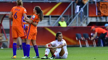 Belanda, Denmark, Piala Eropa Wanita 2017
